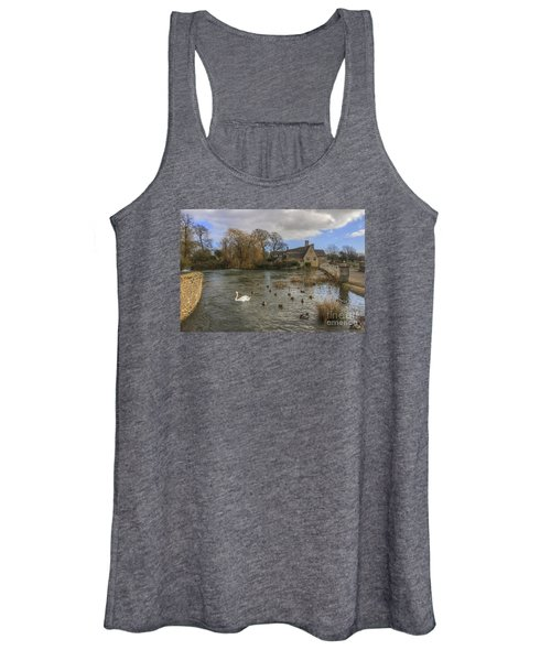 The Millhouse At Fairford Women's Tank Top