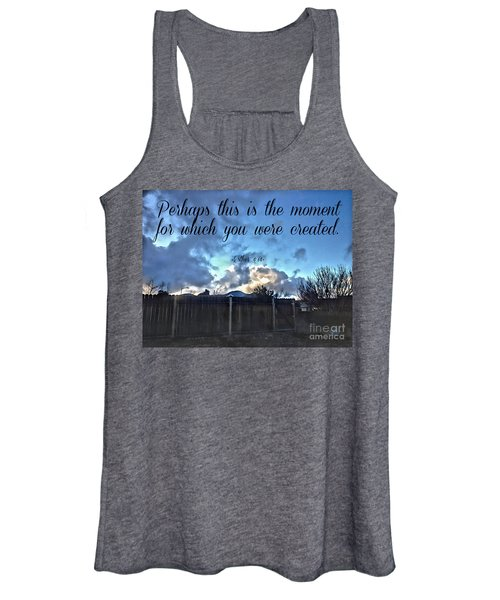 The Moment Women's Tank Top