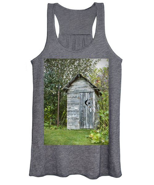 The Outhouse Women's Tank Top