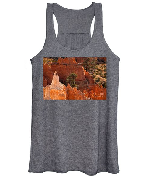 The Popesunrise Point Bryce Canyon National Park Women's Tank Top