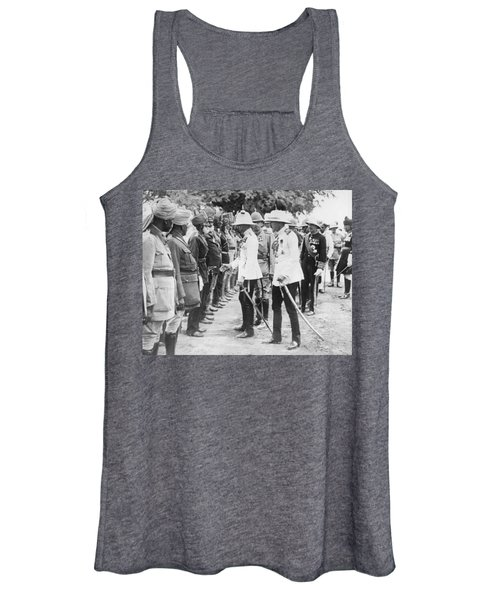 The Prince Of Wales In India Women's Tank Top