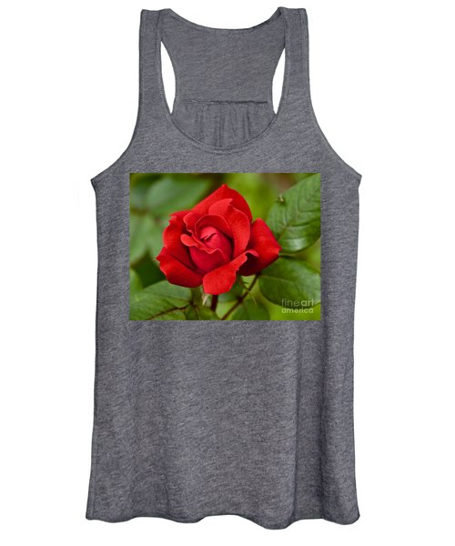 The Rose Women's Tank Top