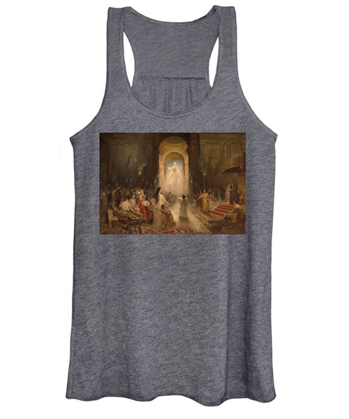 The Sign Of The Cross Women's Tank Top