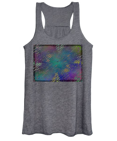 The Skys The Limit Women's Tank Top