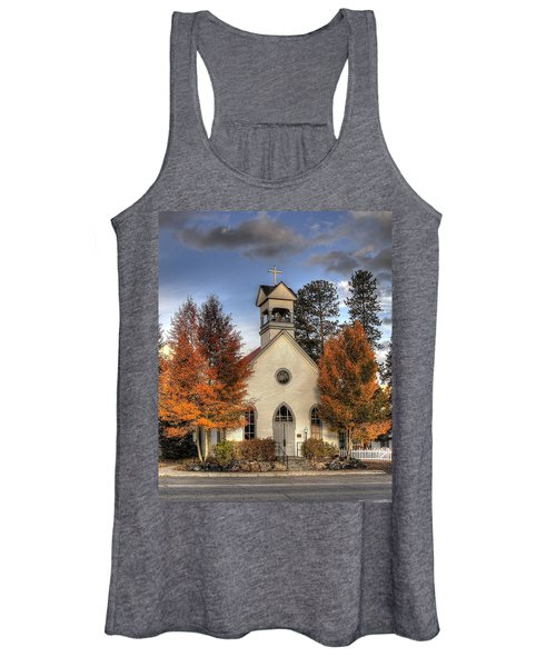 The Spirit Of Breckenridge Women's Tank Top