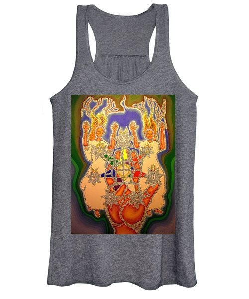 The Two Witnesses  Women's Tank Top