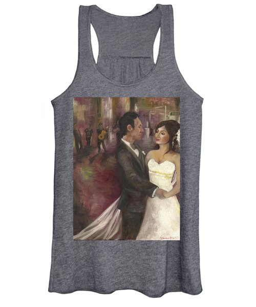 The Wedding Women's Tank Top