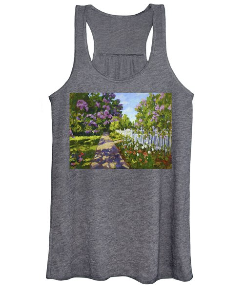 The White Fence Women's Tank Top