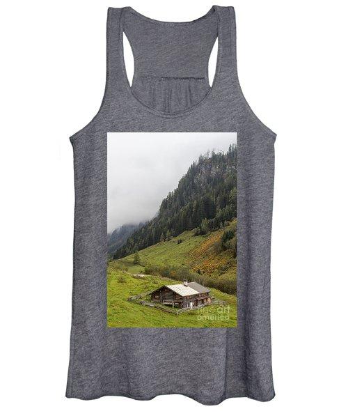 The Wimmertal In Tirol Women's Tank Top