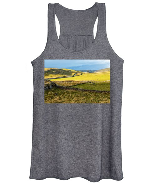 The Yorkshire Dales Women's Tank Top