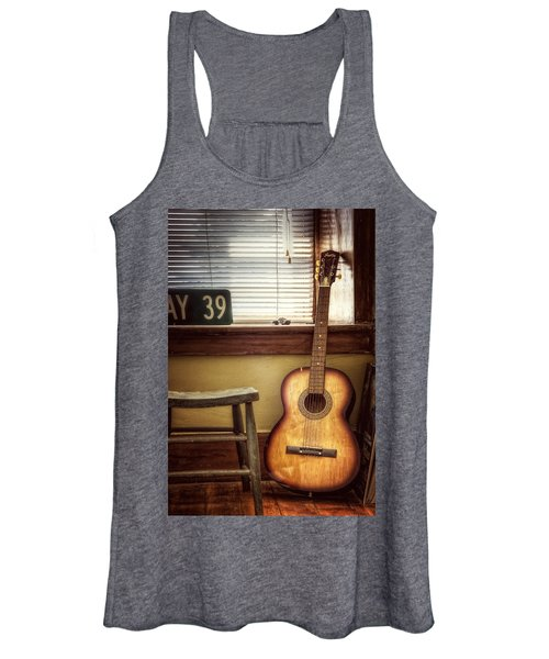 This Old Guitar Women's Tank Top