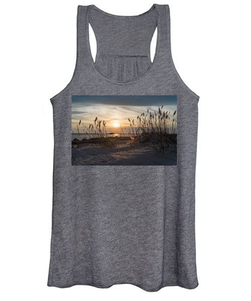 Through The Reeds Women's Tank Top