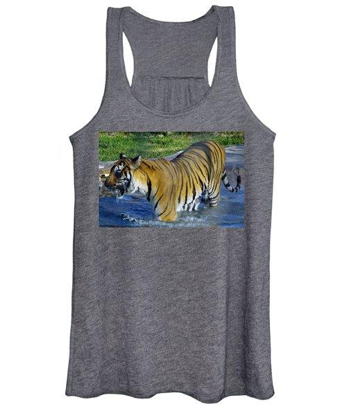 Tiger 4 Women's Tank Top