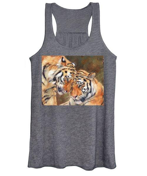 Tiger Love Women's Tank Top