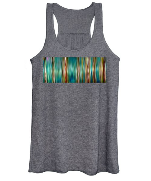Tree Line Women's Tank Top