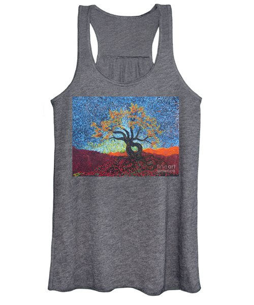 Tree Of Heart Women's Tank Top