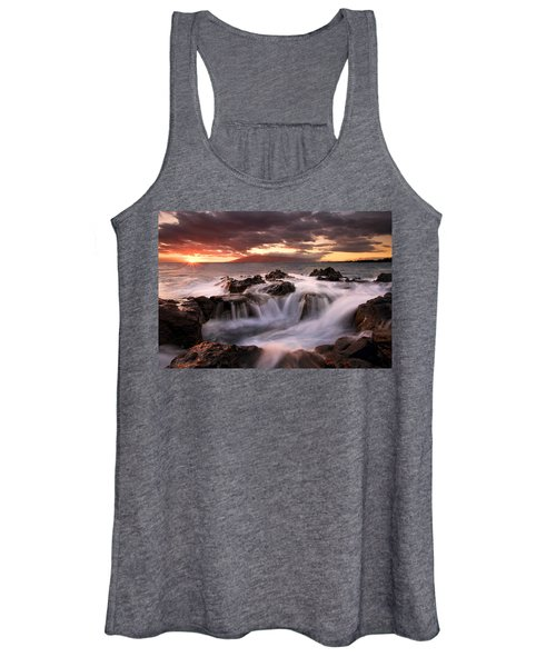 Tropical Cauldron Women's Tank Top
