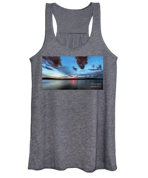 Twilight On Lake Lanier Women's Tank Top