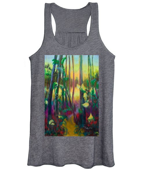 Unexpected Path - Through The Woods Women's Tank Top