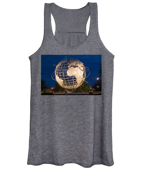 Unisphere Nights Women's Tank Top
