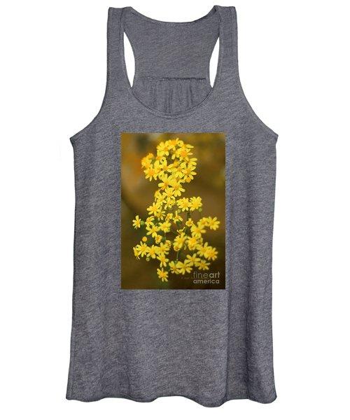 Unknown Flower Women's Tank Top