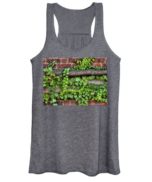 Up Over And Under Women's Tank Top