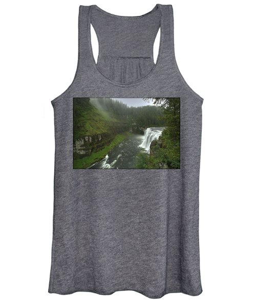 Upper Messa Falls Women's Tank Top