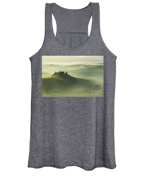 Val D'orcia Women's Tank Top