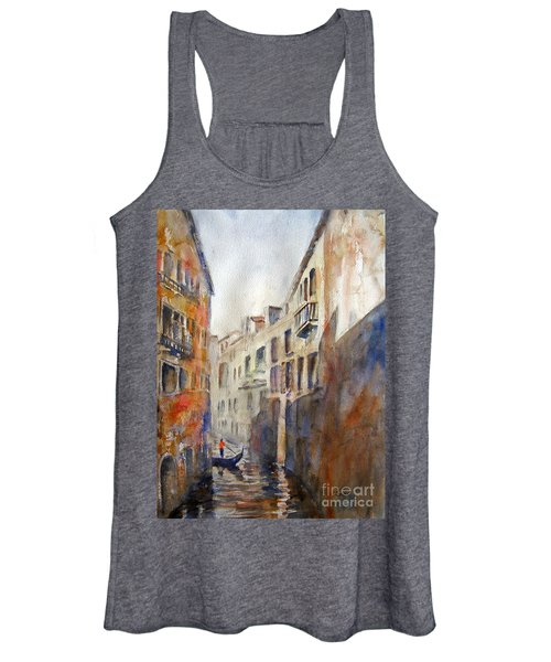 Venice Travelling Women's Tank Top