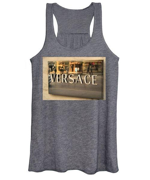 Versace Women's Tank Top