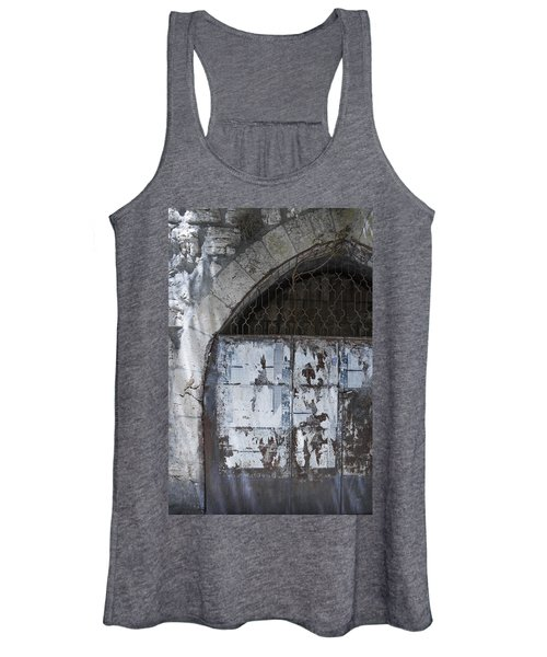 Very Old City Architecture No 3 Women's Tank Top