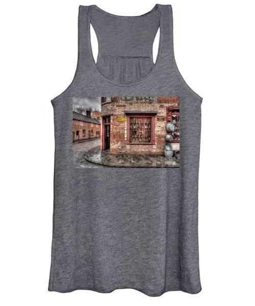 Victorian Corner Shop Women's Tank Top