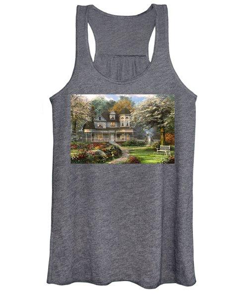 Victorian Home Women's Tank Top