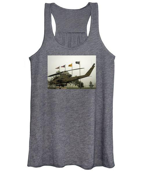 Vietnam War Memorial Women's Tank Top