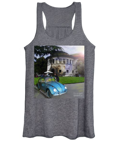 Vw - Uc Berkeley Women's Tank Top