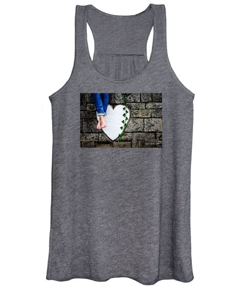 Waiting For Love Women's Tank Top