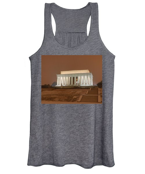 Waiting For The Snow Women's Tank Top