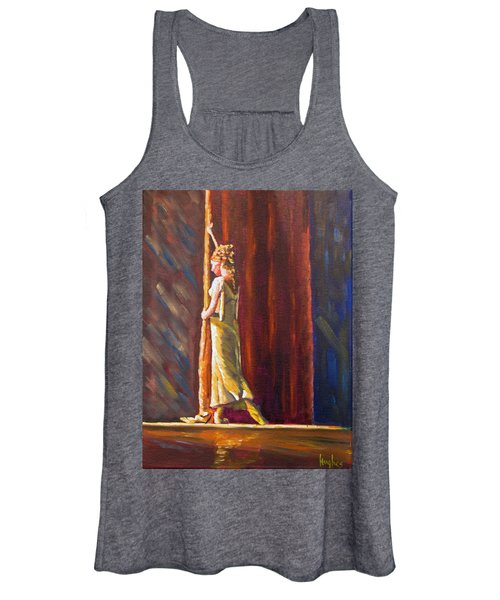 Waiting To Perform Women's Tank Top