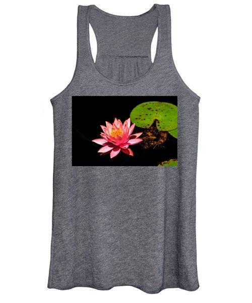 Water Lily Women's Tank Top