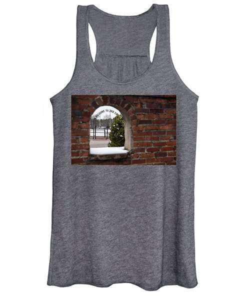 Welcome To The Cage Women's Tank Top