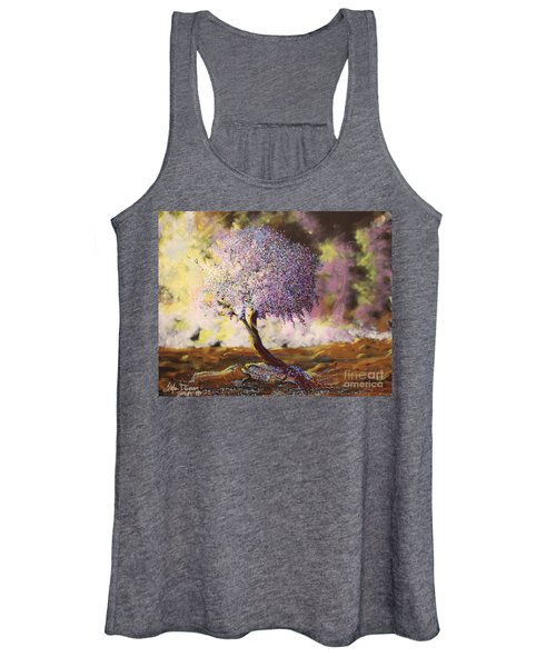 What Dreams May Come Spirit Tree Women's Tank Top