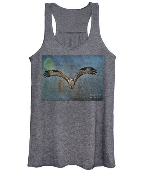 Whispering To The Moon Women's Tank Top