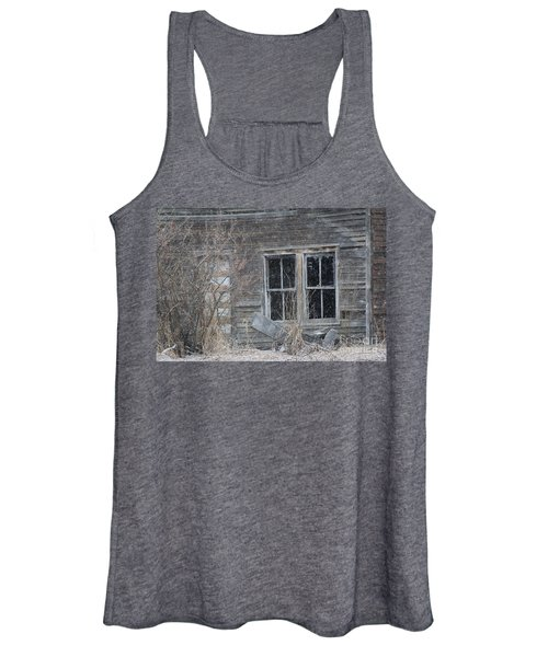 Window To The Old Soul Women's Tank Top