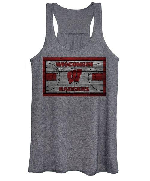 Wisconsin Badger Women's Tank Top