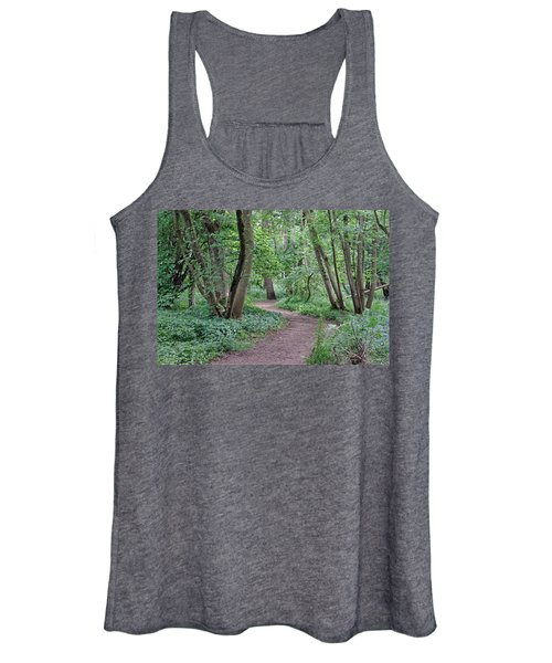 Woodland Path  Women's Tank Top