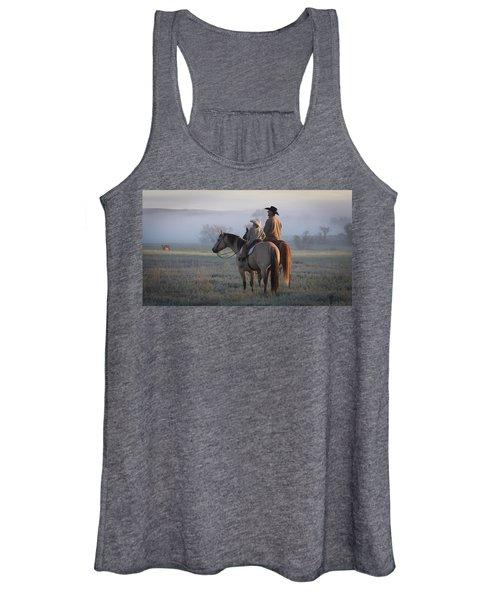 Wyoming Ranch Women's Tank Top