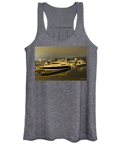Yacht  Women's Tank Top
