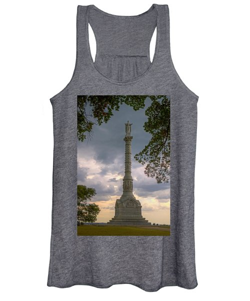Yorktown Victory Monument Women's Tank Top