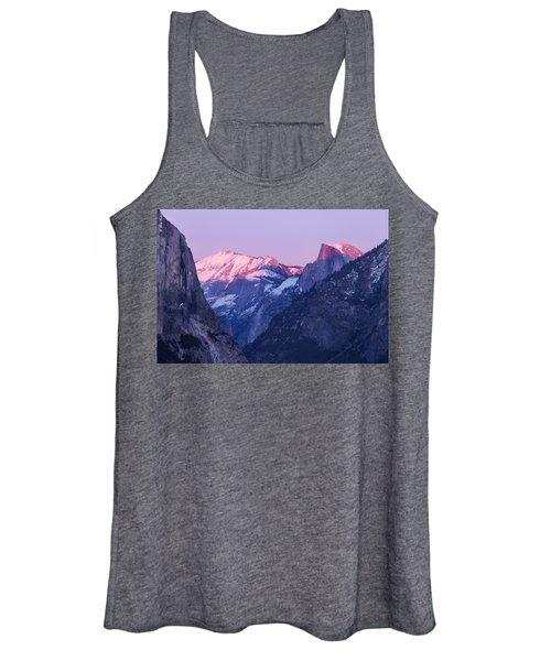 Yosemite Valley Panorama Women's Tank Top