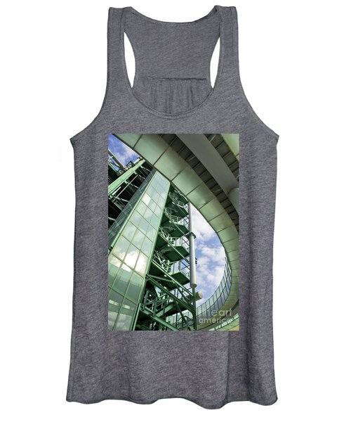 Refinery Detail Women's Tank Top